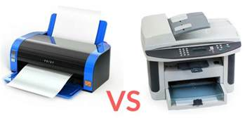 Great Laser Printers Vs Inkjet Printers With Color Laser Color Laser Vs Inkjet Cost Per Page