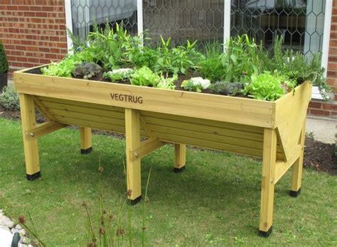Garden Trug Planter by The August Vegetable Garden