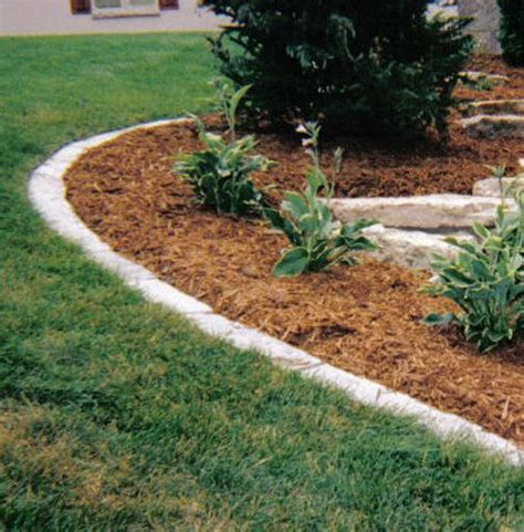 flower bed edging stone 35 best images about edging on pinterest garden borders