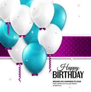 8 birthday card templates excel pdf formats