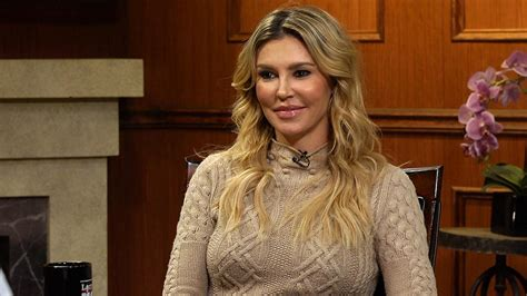 real housewives brandi glanville openly shows disdain for ex brandi glanville on housewives chelsea handler and trump