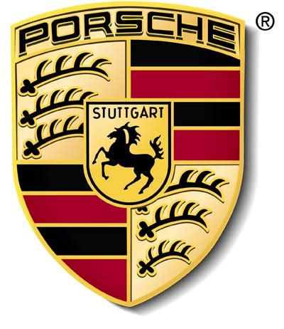 Hi Resolution Porsche Crest Needed Pelican Parts