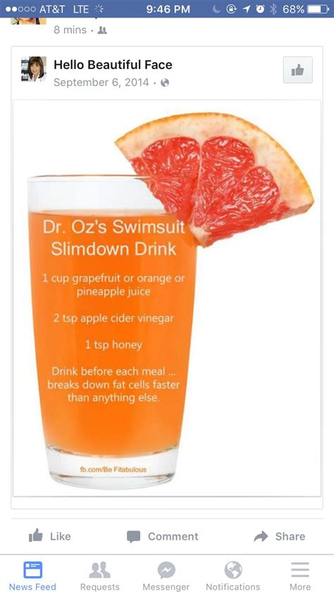 Dr Oz Grapefruit Detox Diet by Pin By Mccoy On Diet