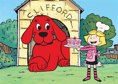 clifford the big red dog house clifford the big red dog kidz showz