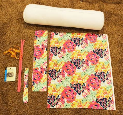 How To Make A Bolster Pillow by How To Sew A Bolster Pillow Like A Professional Healthy