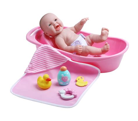 doll bathtub realistic newborn doll bath time set baby doll gift set