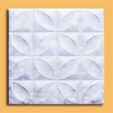 20x20 quot foam stone look tiles antique ceilings glue up