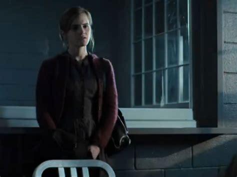 regression film emma watson trailer emma watson gets very emotional in new film trailer look