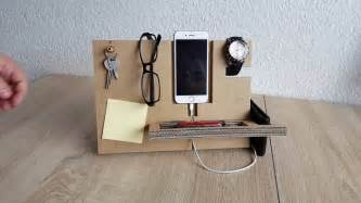 phone organizer desk cardboard desk organizer