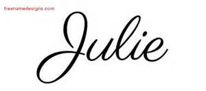 Regal victorian name tattoo designs julie graphic download