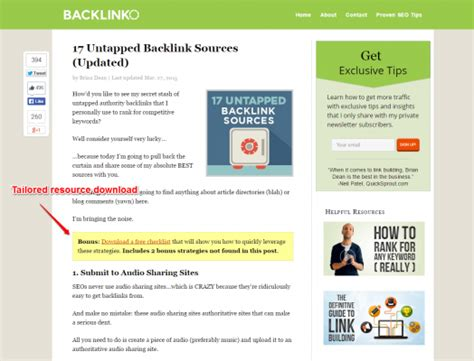 blog posts builderpriority blogger sidekick list building get more email