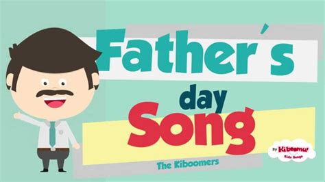 happy father s day here s a song called quot i have a very