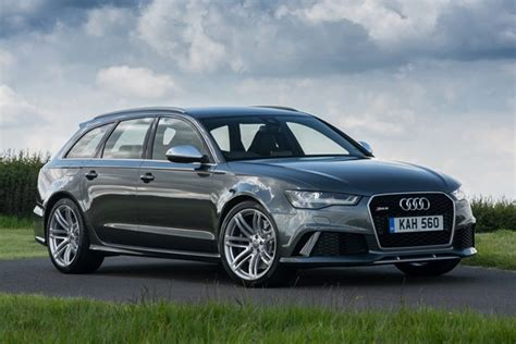 audi  avant review summary parkers