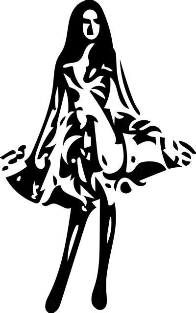 Fashion Logo Dress - Free vector graphic on Pixabay