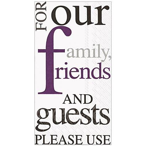 decorative paper hand towels for bathroom quot please use quot 16 count decorative paper guest towels