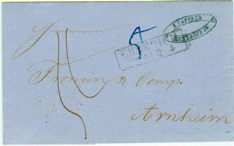 Brief Schweiz Niederlande Philaseiten De Belege Im Grenzverkehr Deutschland Niederlande Belgien Schweiz