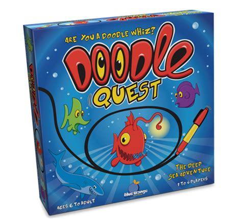 doodle quest doodle quest puzzlewarehouse