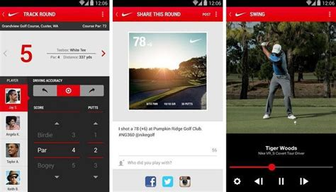 golf apps for android the nike golf 360 app for android is now available for phonesreviews uk mobiles
