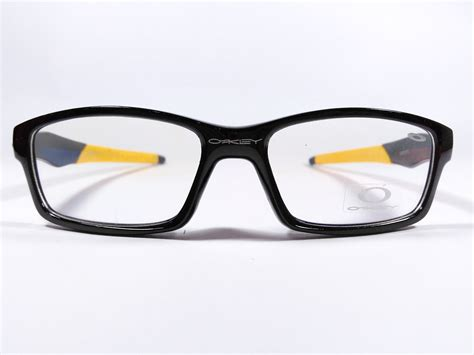 Kacamata Anti Silau View Glasses Ready Stock frame kacamata oakley crosslink black yellow 1066 kmp ok1066bor distrokacamata belanja