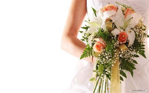Flower Picture Wedding by Wedding Flower Hd Wallpaper Flowers Wallpapers