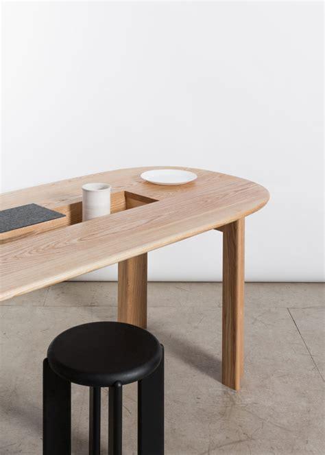 design milk table miro dining table by studio snng design milk