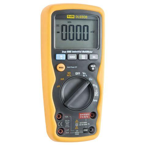 Digital Multimeter Dibandung di log dl9308 true rms manual ranging digital multimeter rapid