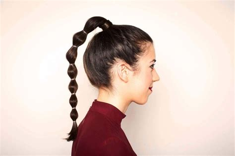 10 new hairstyles to pump up winter because we like to 10 easy ways to up your ponytail hairstyle