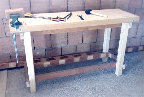 progetto banco da falegname progetto realizzare un tavolo da lavoro il wood