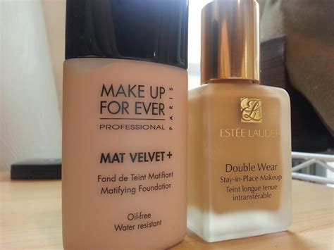 Foundation Make behonestbeauty review make up for mat velvet in 40 vs estee lauder wear