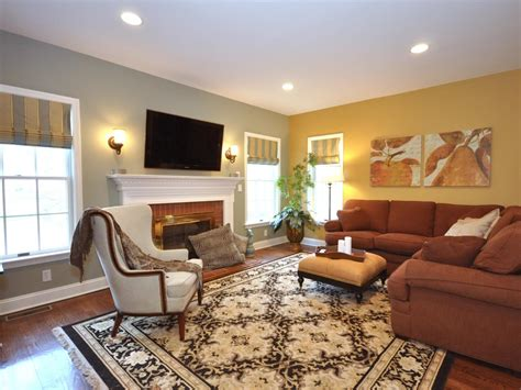 wall color ideas for family room photo page hgtv