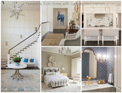Hamptons Homes Interiors Hampton Style Houses Pictures House Pictures