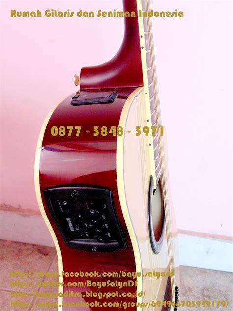 Harga Gitar Yamaha Yogyakarta rumah gitar