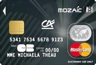 Plafond De Retrait Mastercard Credit Agricole by Cr 233 Dit Agricole Provence C 244 Te D Azur Carte Mozaic De Retrait