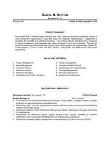 Strong Objective For Resume by Daniel Strong Resume