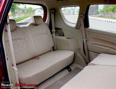 Maruti Eeco 7 Seater Interior View by Maruti Ertiga 7 Seater Auto Expo 2012 Page 58 Team Bhp