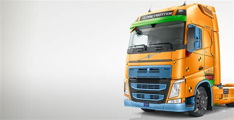 Volvo Truck 55 Wallpapers Hd Desktop Wallpapers