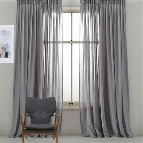 Drapes For Dining Room Best 20 Grey Eyelet Curtains Ideas On Pinterest
