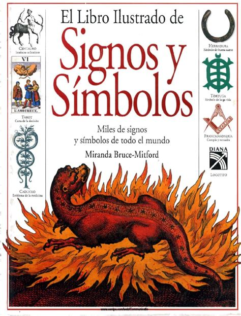 libro im not with the el libro ilustrado signos simbolos