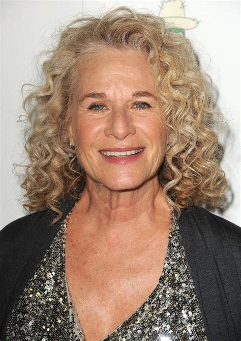 curly hairstyles for hair for 70s the best curly hairstyles for women over 50 carole king