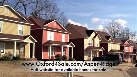 aspen ridge condos for sale oxford ms 38655 real