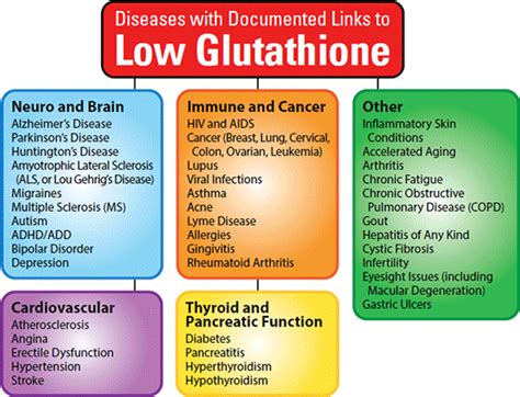 New Premium Gluta All In One glutathione deficiency foods diseases master antioxodant