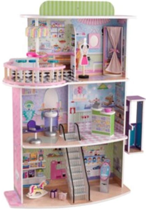 how to make a big barbie doll house wooden barbie doll house