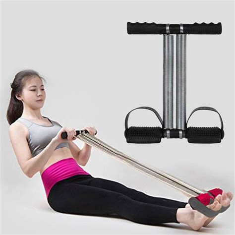 battlestar tummy trimmer double string abdominal exercise