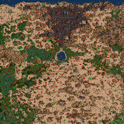heroes 3 africa map a small heroes of might and magic iii xl map pack sod