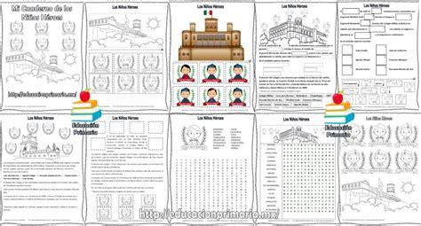 mi cuaderno de actividades 8408125176 mi cuaderno de actividades de los ni 241 os h 233 roes para todos los grados educaci 243 n primaria