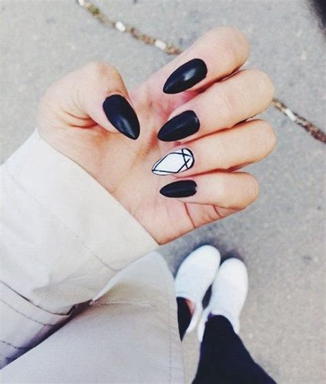 black and white pattern nails 30 stylish black white nail art designs for creative juice
