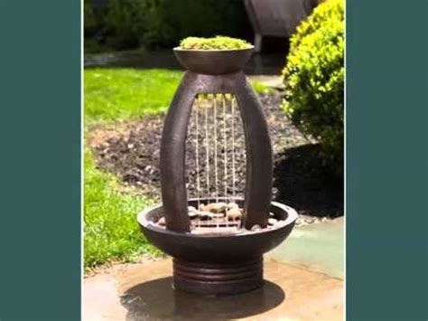 collection  fountain  home garden fountains
