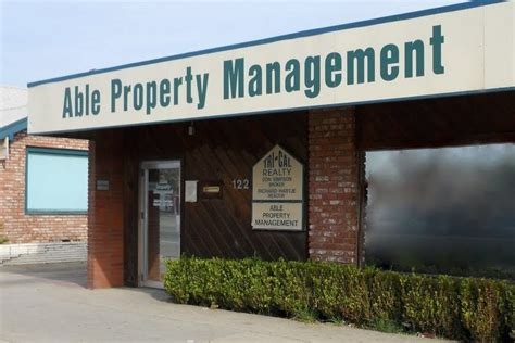 Apartment Management In Bakersfield Ca Able Property Management Property Management 122