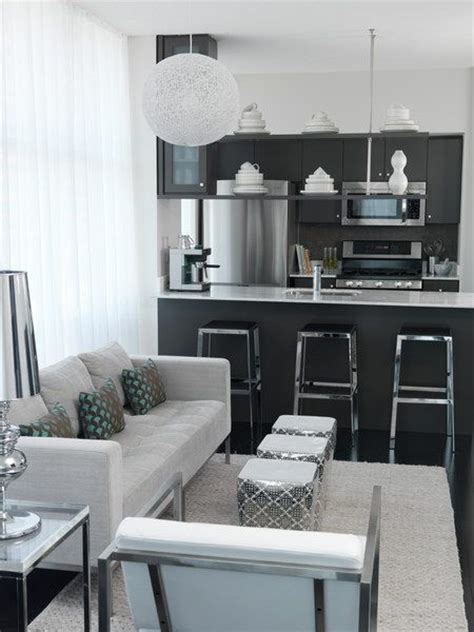 idea cucina veloce arredare il soggiorno con cucina a vista arredo idee