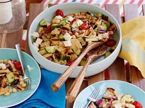 brilliant ina garten greek panzanella ina garten greek grilled greek panzanella salad recipe food network